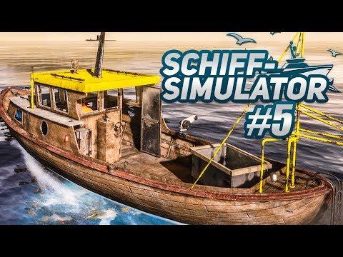 SCHIFF SIMULATOR #5: Ackern für ein neues Boot! | Fishing Barents Sea Preview deutsch
