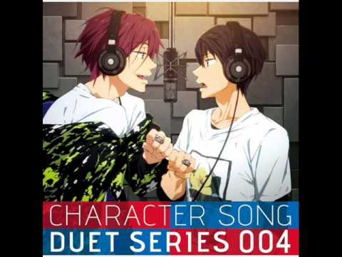 Rin & Haruka Character Song Duet Series 004 Track 1 Real Wave