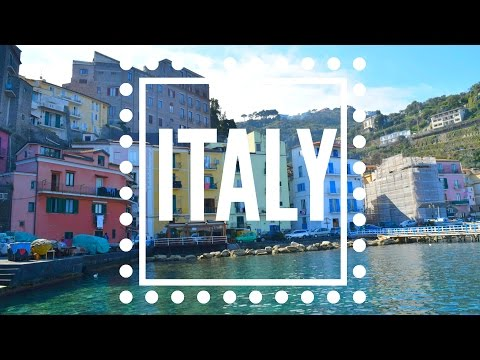 Italy travel diary - Amalfi Coast