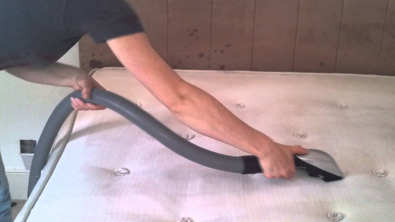 how to clean milk from mattress