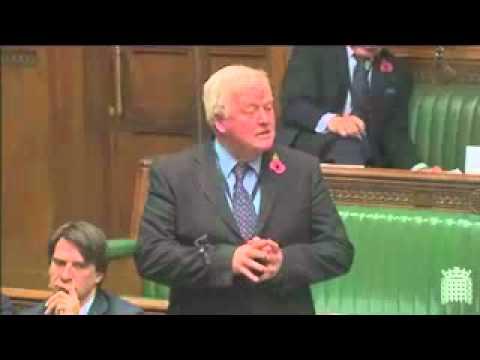 Bob Stewart MP, Parliamentary debate on M5 crash