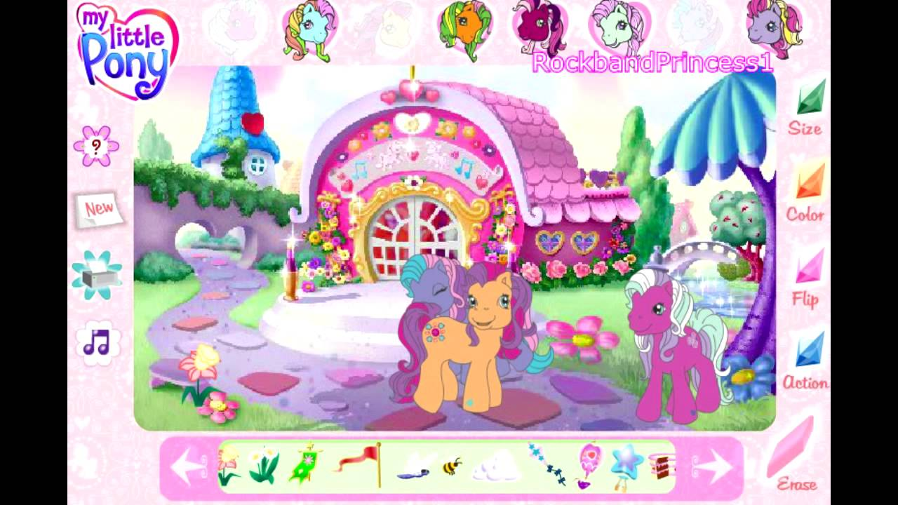 My Little Pony Game - Play online at Y8.com