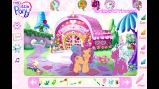 "My Little Pony Cartoon Online Games "" Friendship Ball Game"""
