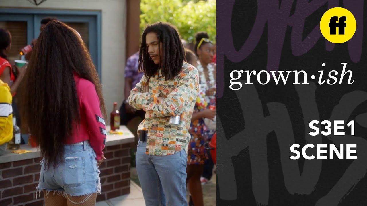Download grown-ish Season 3 Premiere | Zuca Reunites After Summer | Freeform