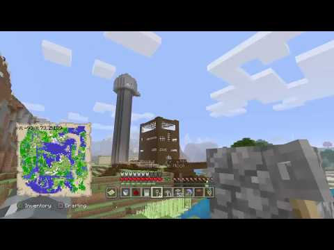 How to make an afk fish farm on minecraft ps4 (Working August 2019)