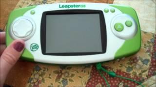 LeapFrog Leapster GS Explorer Review