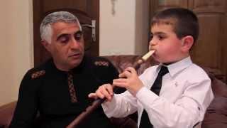 Music of Armenia Exclusive | Tatul Hambardzumyan - The 7 year-old duduk prodigy