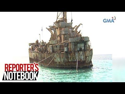 Reporter's Notebook: Kasalukuyang estado ng Kalayaan Group of Islands, alamin