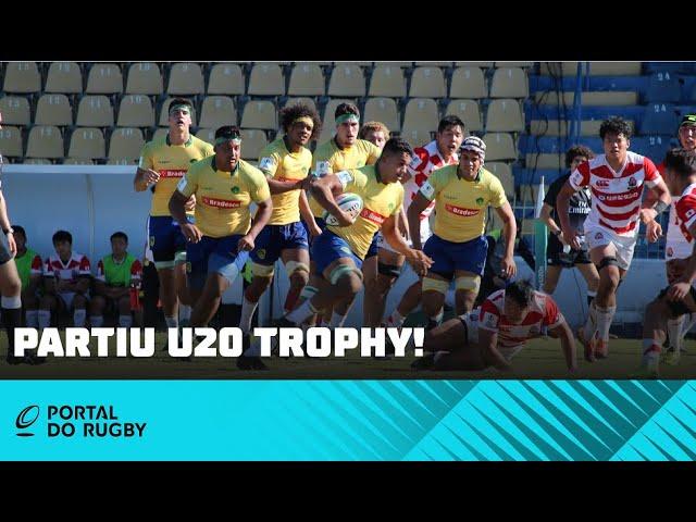 DIA DE JOGO - World Rugby U20s Trophy