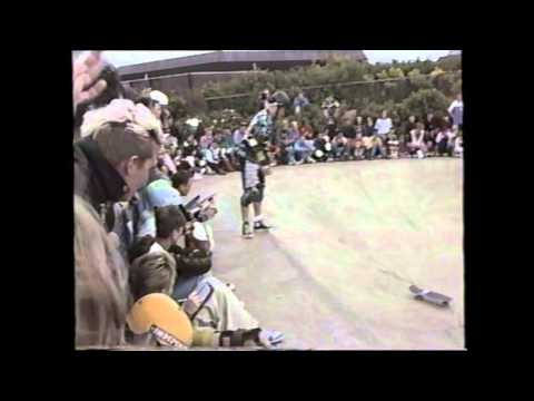 Livingston Pure Fun Skate Party 1989