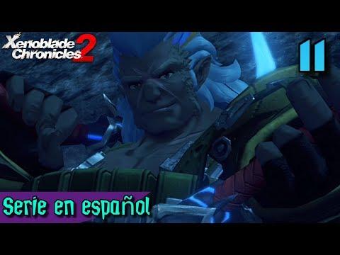 ¡Haciendo amigos! - XENOBLADE CHRONICLES 2: Serie en español (Nintendo Switch) 11