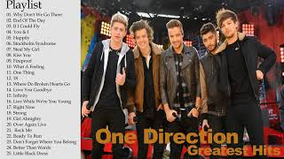 One Direction Greatest Hits On Top In The World _ Best One Direction Songs