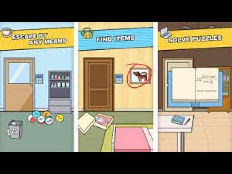 Escape Room Level 1 2 3 4 5 6 7 8 9 10 answers