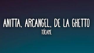 Baixar Anitta, Arcangel, De La Ghetto - Tócame (Letra/Lyrics)