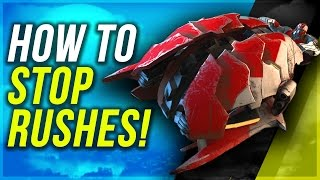 HALO WARS 2 Anti Rush Build Order Tutorial - How To Stop Chopper Rush
