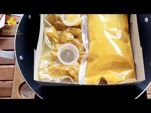 DIY Butter Chicken in 10 minutes