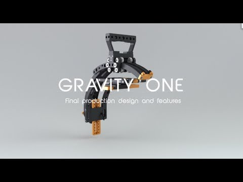 Gravity One - Final production design and features