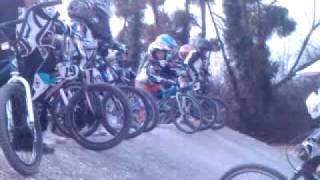 BMX Pilote 02 - défie entrainement 12 mars 2010