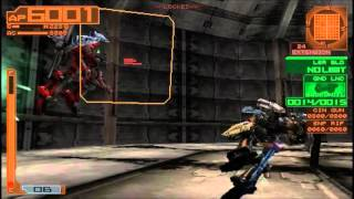 Armored Core 3 Portable(PSP) Defeating Ace