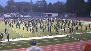 Upland Highland Regiment 2008 - Beyond The Rainbow