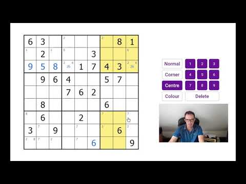 The Sudoku Trick All Expert Solvers Know