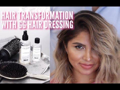 Hair Transformation || Global Group Hair Dressing