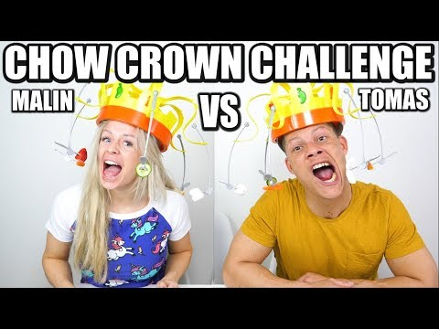 CHOW CROWN CHALLENGE *TOMAS VS MALIN*