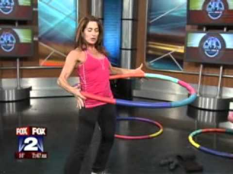 Quick Hula-Hooping Workout