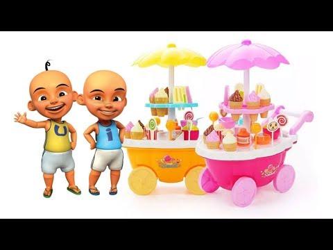 bongkar-mainan-es-krim-yang-berantakan-|-anak-ceria-indonesia