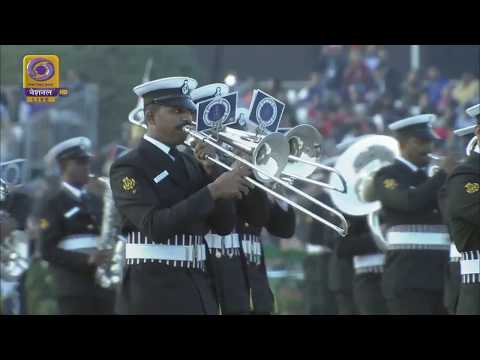 Naval Band: Beating Retreat