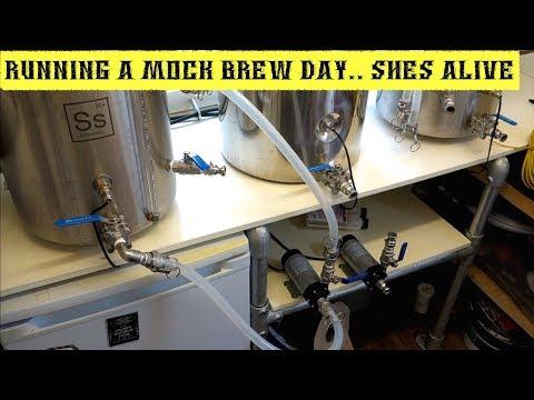 Ss BrewTech Brewery