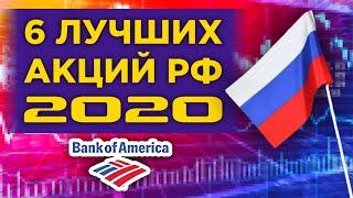 Топ-6 акций РФ по версии Bank of America. Отскок Boeing и проблемы Twitter / Новости экономики