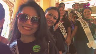 Mrs. Queen of the World International 2018 - BTS