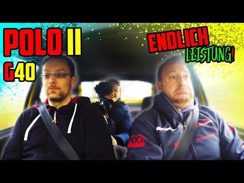 Marco ist im POLO HIMMEL! - Polo II G40 - Finale Leistungsmessung! - Teil 4/3