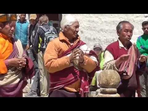 Tiji Festival 2014 in Upper Mustang With Eco Holiday Asia ,Kathmandu in Lo-Manthang-Nepal