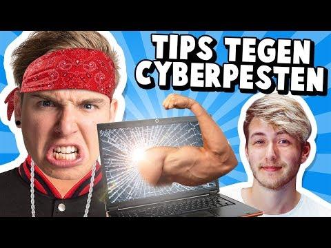 10 TIPS TEGEN CYBERPESTEN!