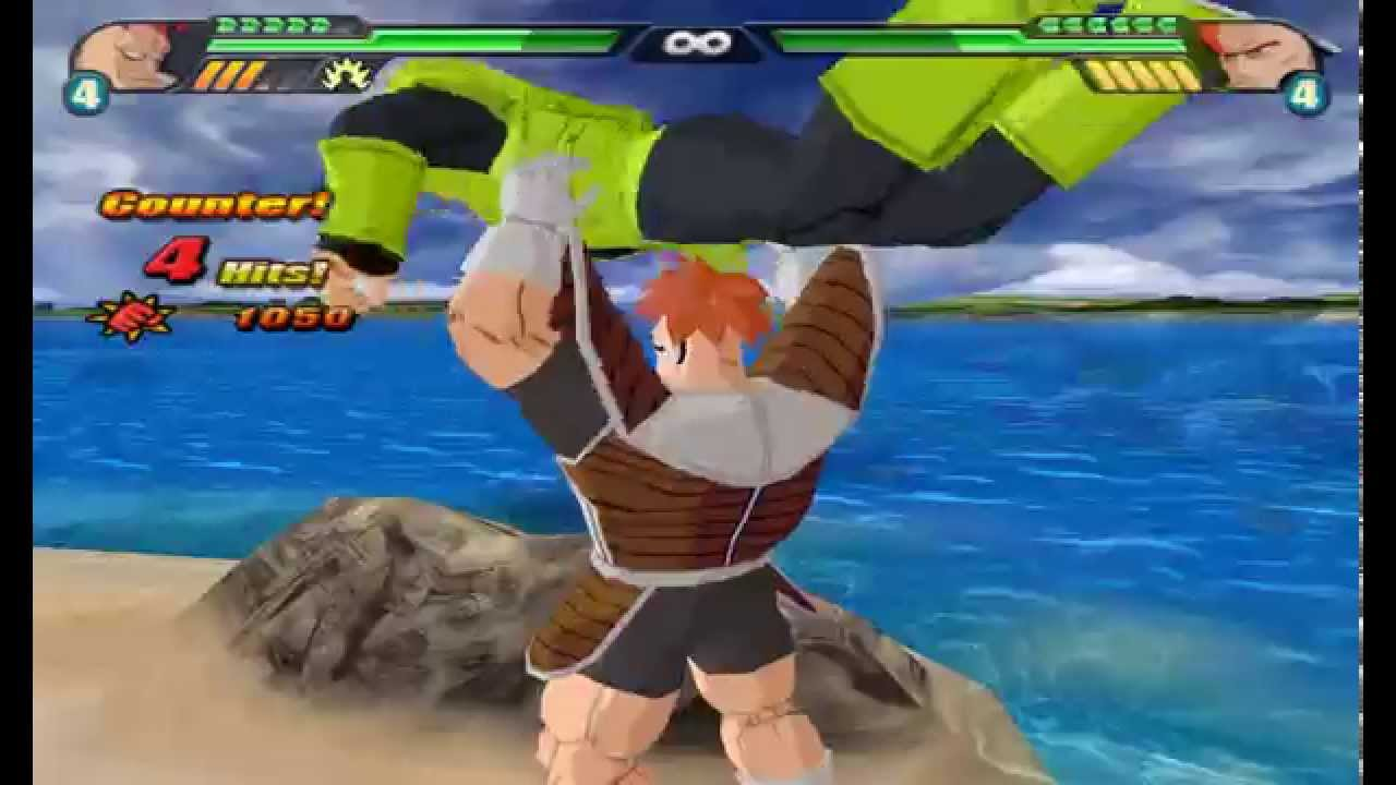Recoome Vs Android 16 Youtube