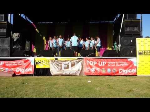 ISA LEI by InterContinental Hotel Fiji Choir