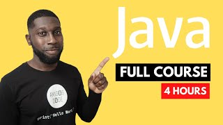 Java Full Course [NEW]