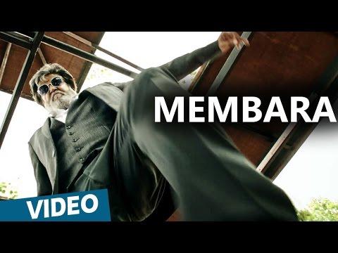 Kabali Malay Songs | Membara Video Song | Rajinikanth | Pa Ranjith | Santhosh Narayanan