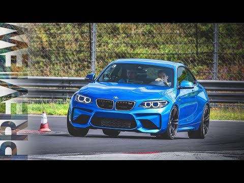 BMW M2 Coupé - First Drive @ Hungaroring