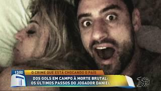 Os últimos passos do jogador Daniel - Tribuna da Massa (03/11/18)