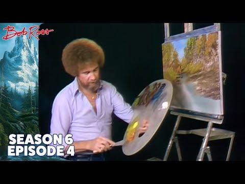 Bob Ross  Whispering Stream (Season 6 Episode 4)