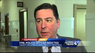 Federal grand jury indicts Pittsburgh cop fired after violent arrest