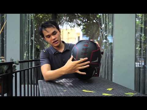 Xe.tinhte.vn - Trên tay nón bảo hiểm fullface NEXX XR1R