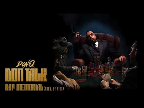 Don Q - Rap Memorial (Prod. By Ness) [Official Audio]