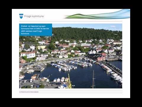 Presentasjon av Frogn kommune