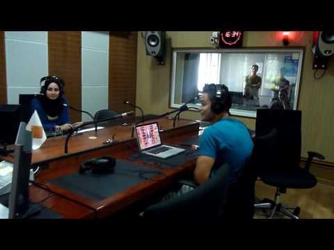 Najim à JIL FM (radio Alger) 2012