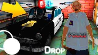 БАБУШКА ГРЕННИ ПОЛИЦИЯ! POLICE GRANNY MOD! - Granny
