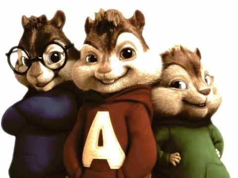 Alvin & The Chipmunks - Pretty Wings (Maxwell)